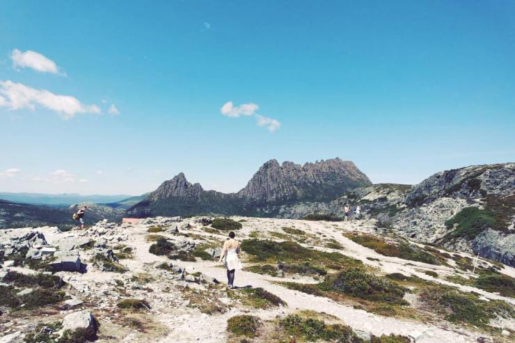 Laura Luck - Cradle Mountain